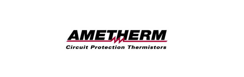 ametherm circuit protection thermistors